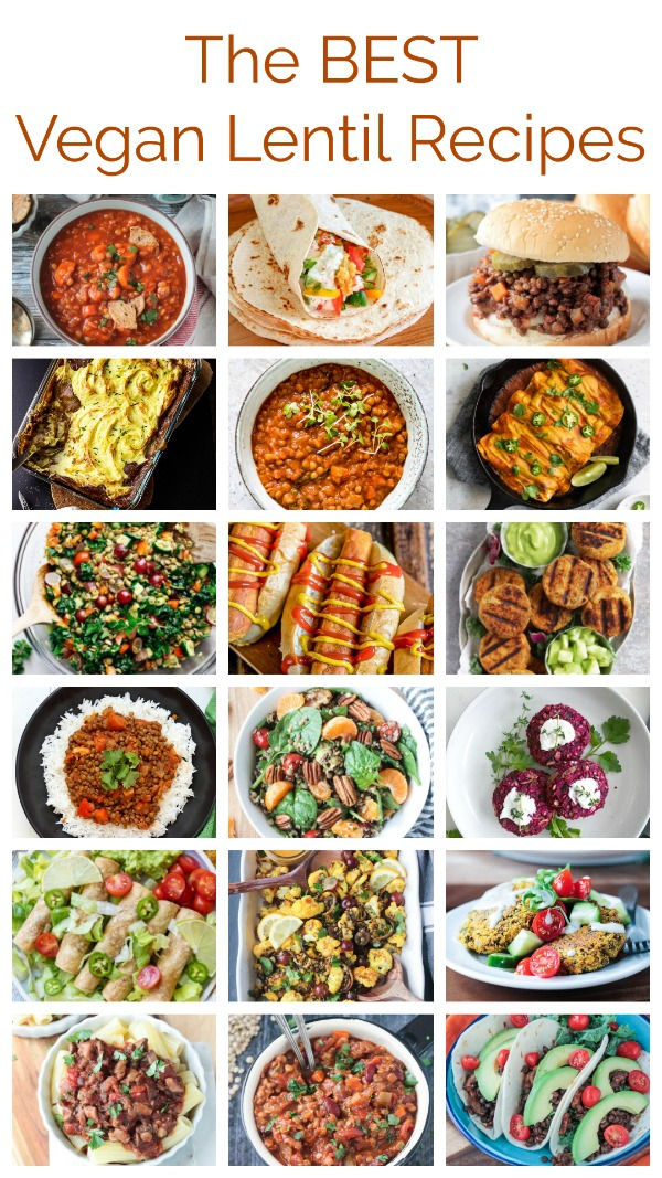 Vegan Lentil Recipes Lentils Are A Quick Cooking Pantry Staple That Are Super Versatile They Are In 2020 Vegan Lentil Recipes Lentil Recipes Carrot Hot Dogs Recipe