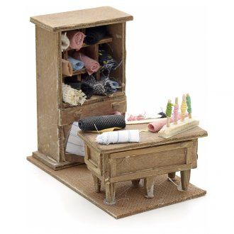 Dollshouse Miniatura ~ TERRACOTTA ~ COMIGNOLI x 2
