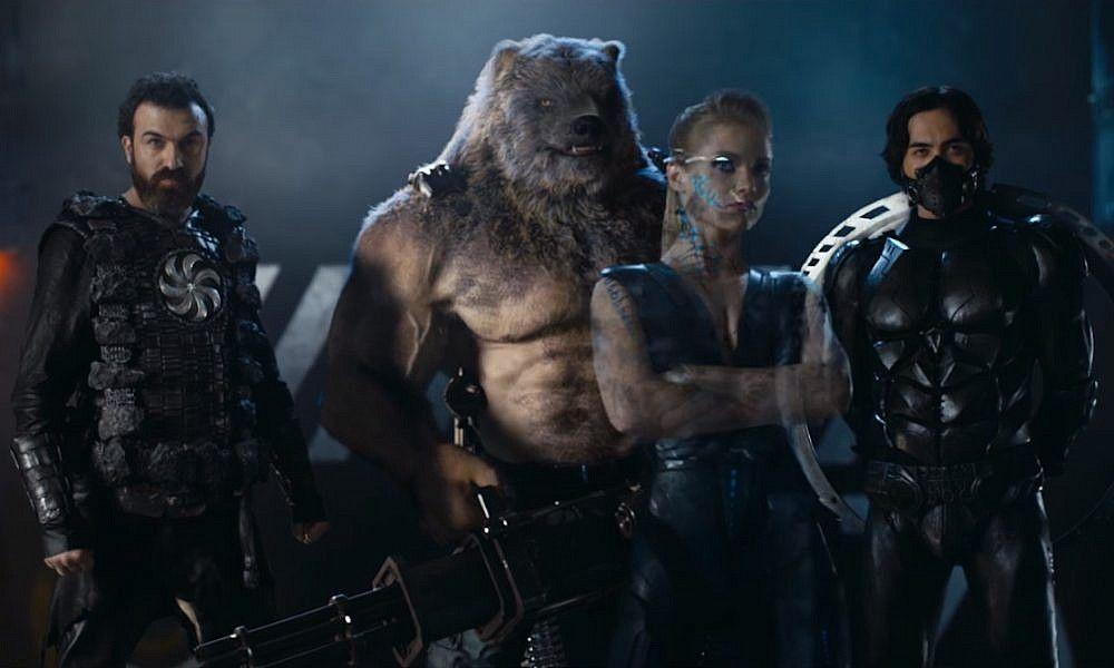 พบตัวอย่าง Guardians ภาพยนตร์แอกชั่นซุปเปอร์ฮีโร่จากแดนหมี