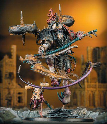 Army Showcase: Maxime Pastourel's Plague Marines – Warhammer