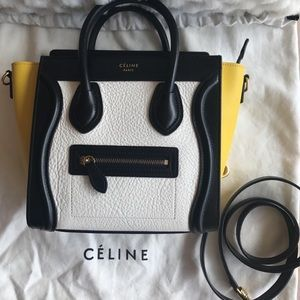 I just discovered this while shopping on Poshmark  Celine Nano Luggage.  Check it out 2bd19df317