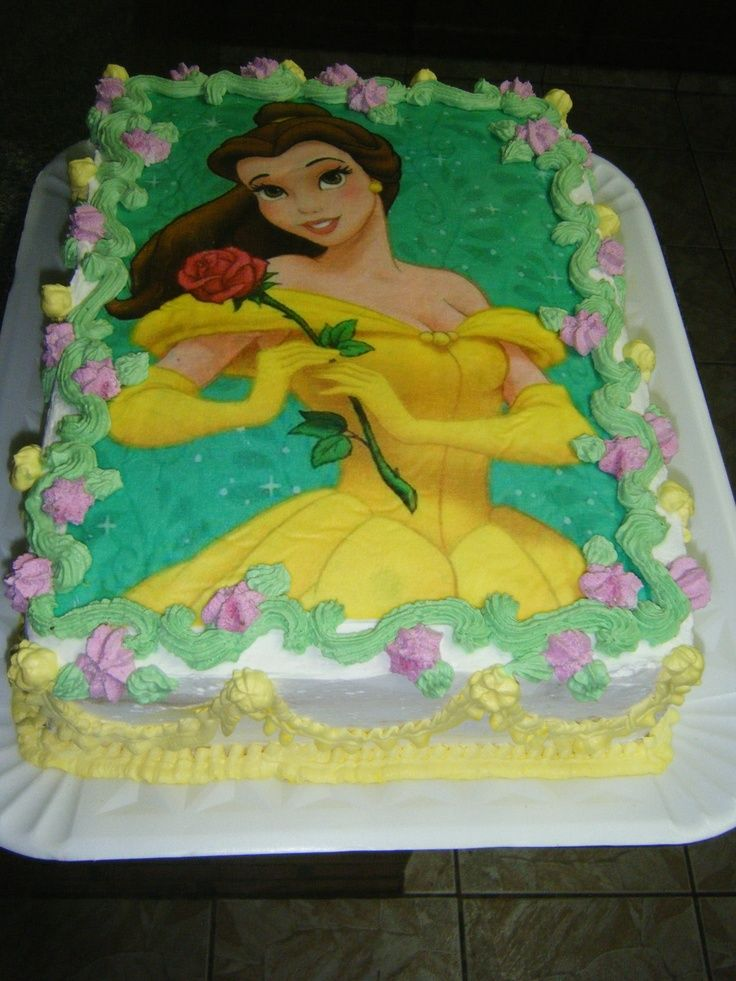 Belle Cake Ideas Belle cake beauty and the beast cakes