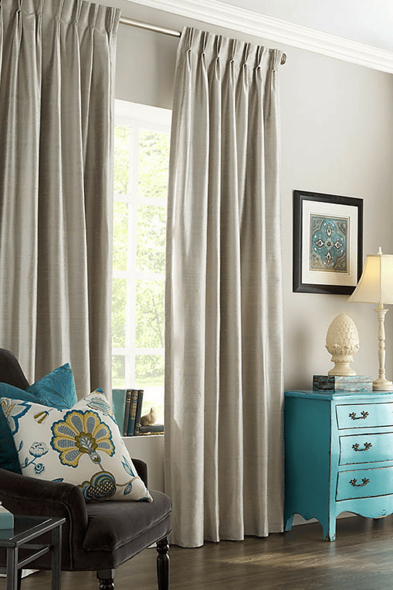 How to Choose the Right Curtains or Drapery Selection