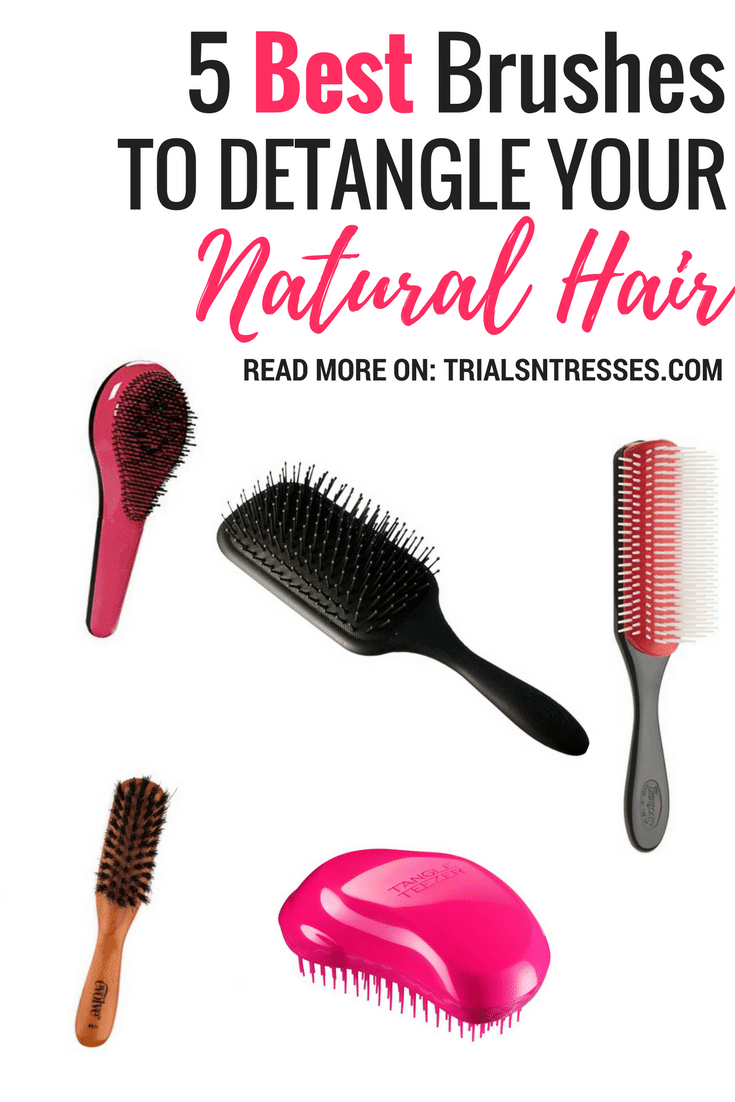5 Best Brushes To Detangle Your Natural Hair Best hair