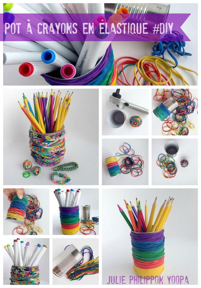 quoi faire avec les bracelets rainbow loom qui tra nent diy rainbowloom bricolage. Black Bedroom Furniture Sets. Home Design Ideas