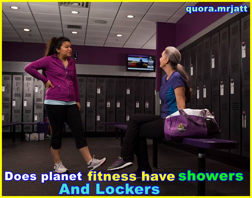 Does Planet Fitness Have Showers And Lockers Quora Facts Planet Fitness Workout Planet Fitness Gym Planet Fitness Classes