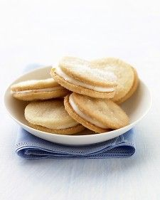 These lemon sandwich cookies are unique, sophisticated, delicious, and very easy to make.