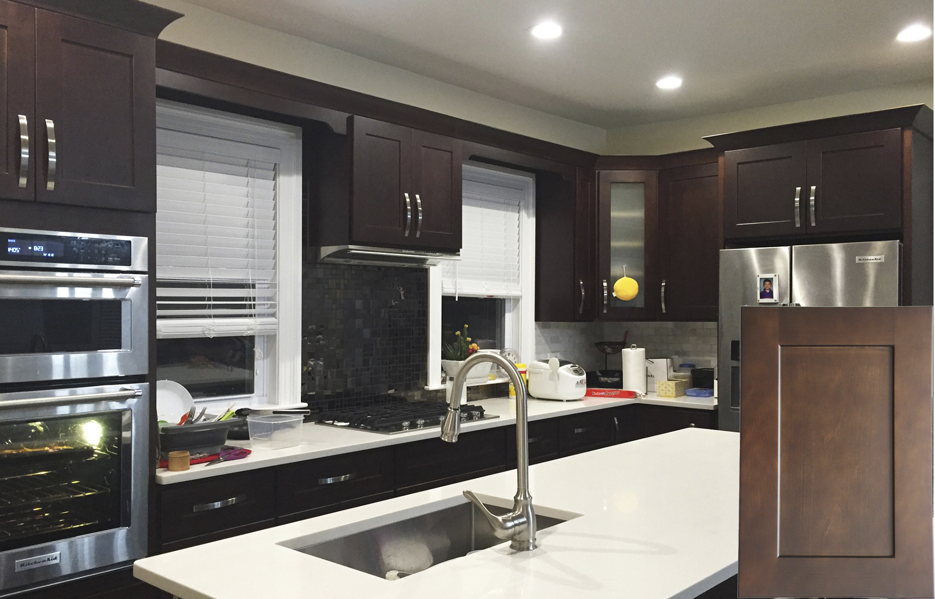 40++ Ebony shaker kitchen cabinets diy