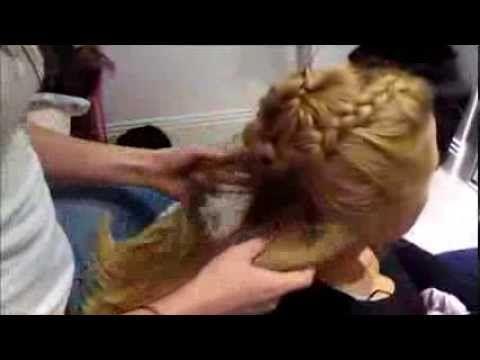 Photo of Gyors alkalmi konty, elegáns félkonyt, különleges hajfonat 5 perc alatt