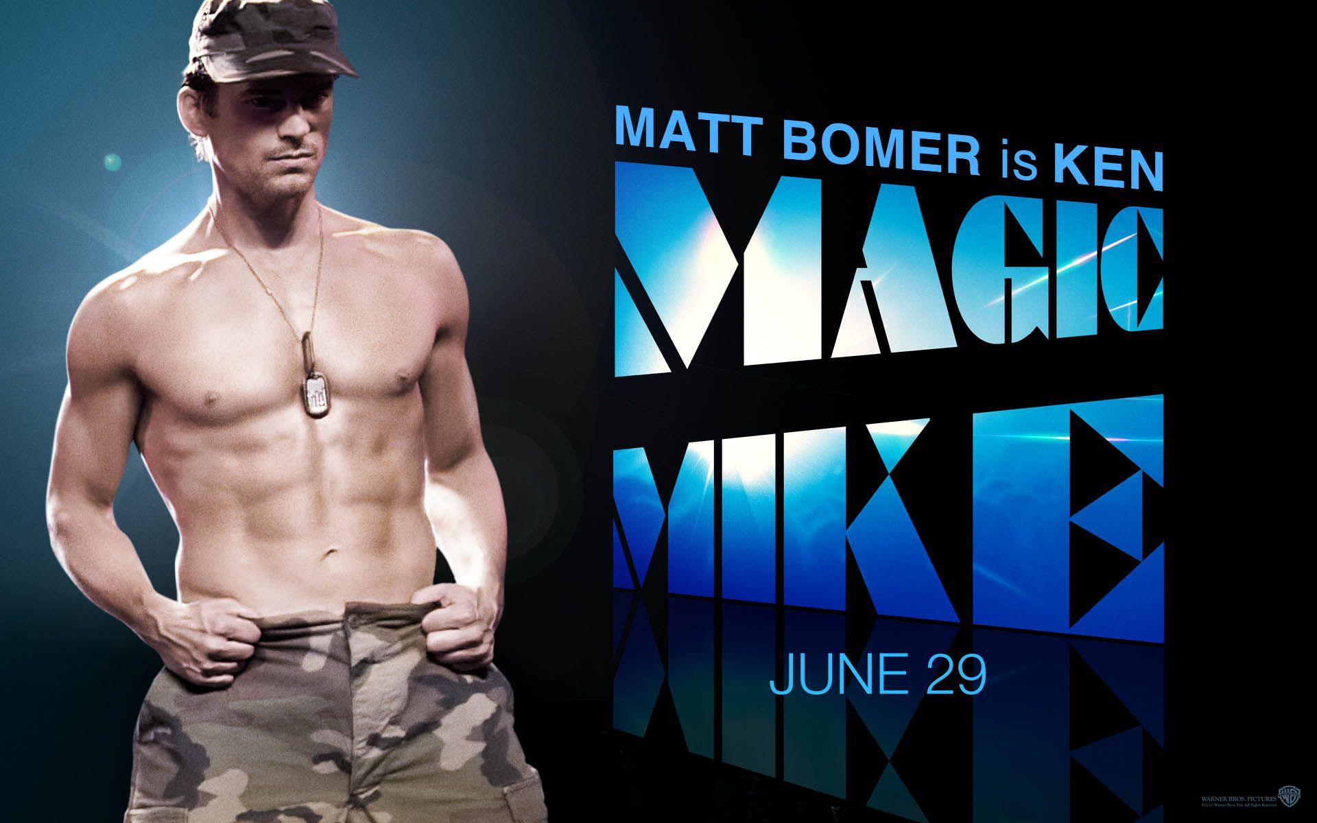 Matt Bomer Definition Of Perfection Magic Mike Movie Matt Bomer Magic Mike