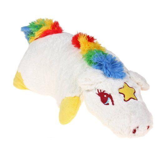 Rainbow Brite Starlight Pillow Pet Animal Pillows Rainbow Brite Plush Pillows