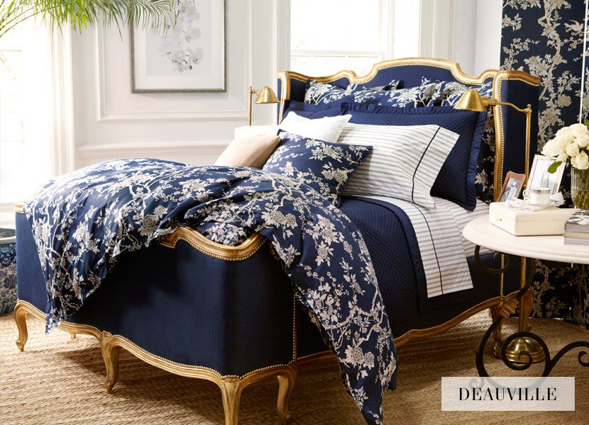 Bedding Products Ralph Lauren Home Ralphlaurenhome Navy Fl