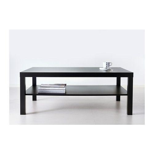LACK Tavolino - marrone-nero | Home | Tavolino da caffè ...