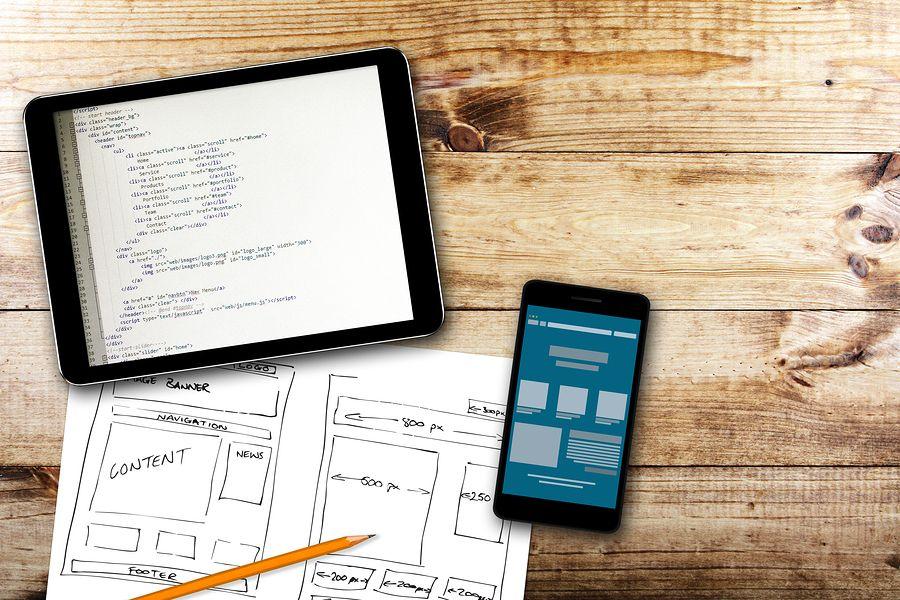 Web Application Development Singapore Web Application Development App Development Course Website Redesign