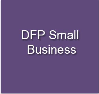 We can help you with a DFP Small Business set up for your website/websites or group of blogs, organize your ad sales and monetize your ad operations.