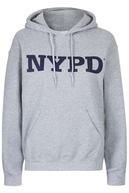 de1f0da1b NYPD Hoodie By Tee and Cake | Pinterest | Hoodie and Fashion