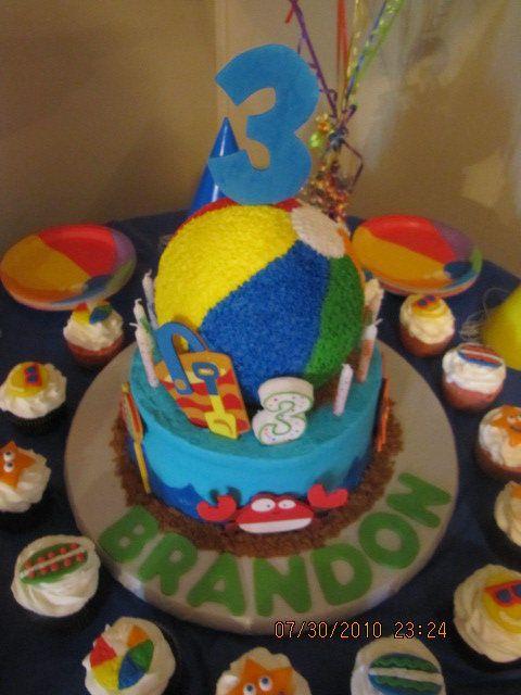 beach party theme parties pinterest beach birthdays and