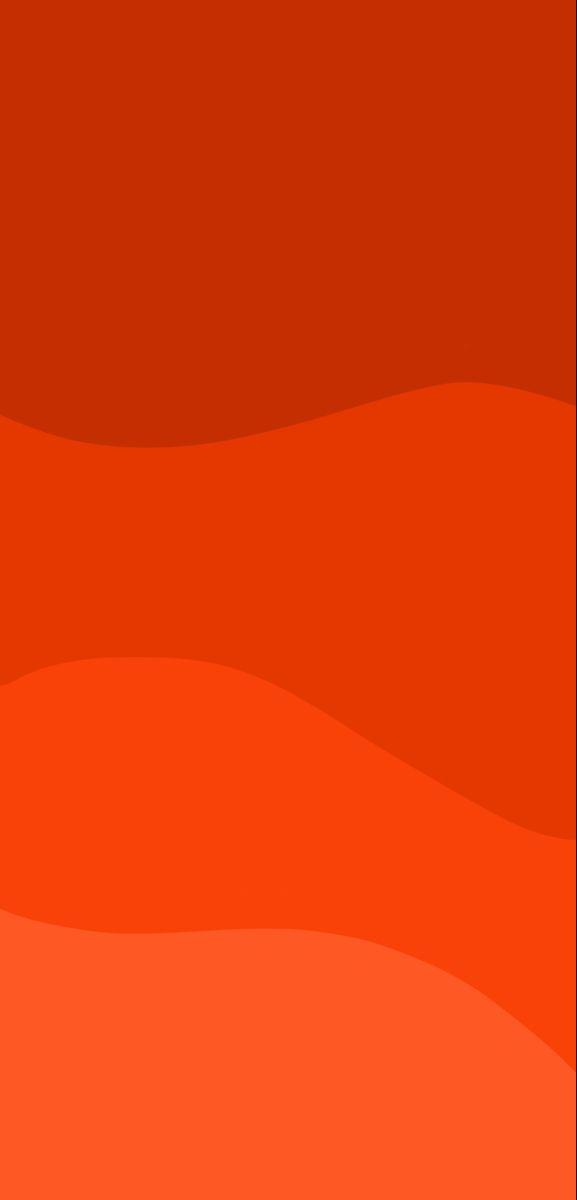 dark orange phone wallpaper