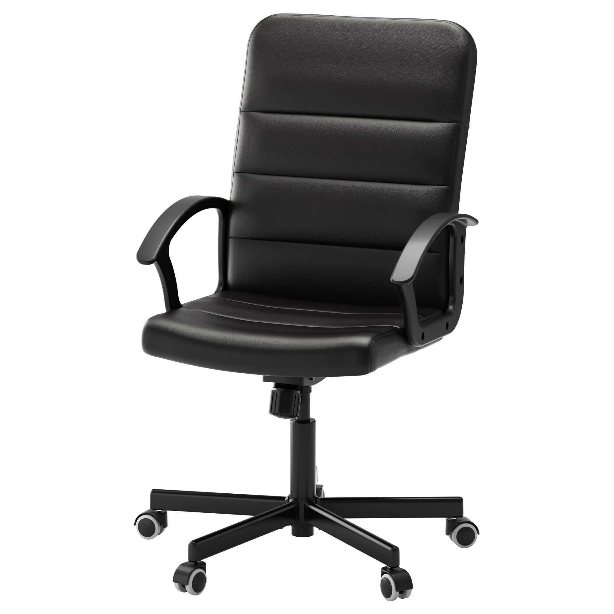 IKEA TORKEL swivel chair You sit comfortably since the