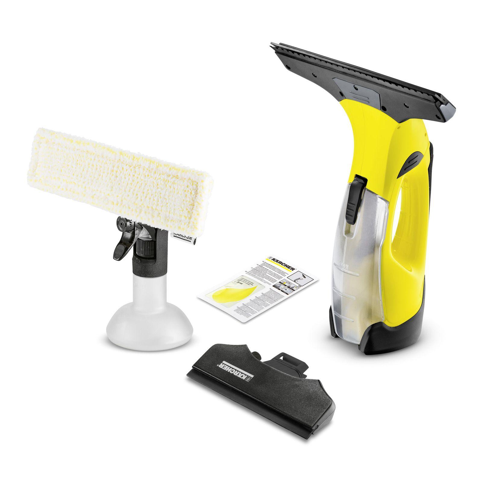 Wv5 Premium Window Vac Karcher Uk Window Cleaner Vacuum Cleaner Shower Cabinets