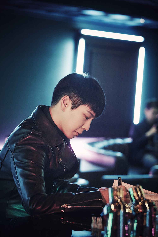 B.A.P 2nd full album <NOIR> Himchan #BAP #NOIR #WhoIsX