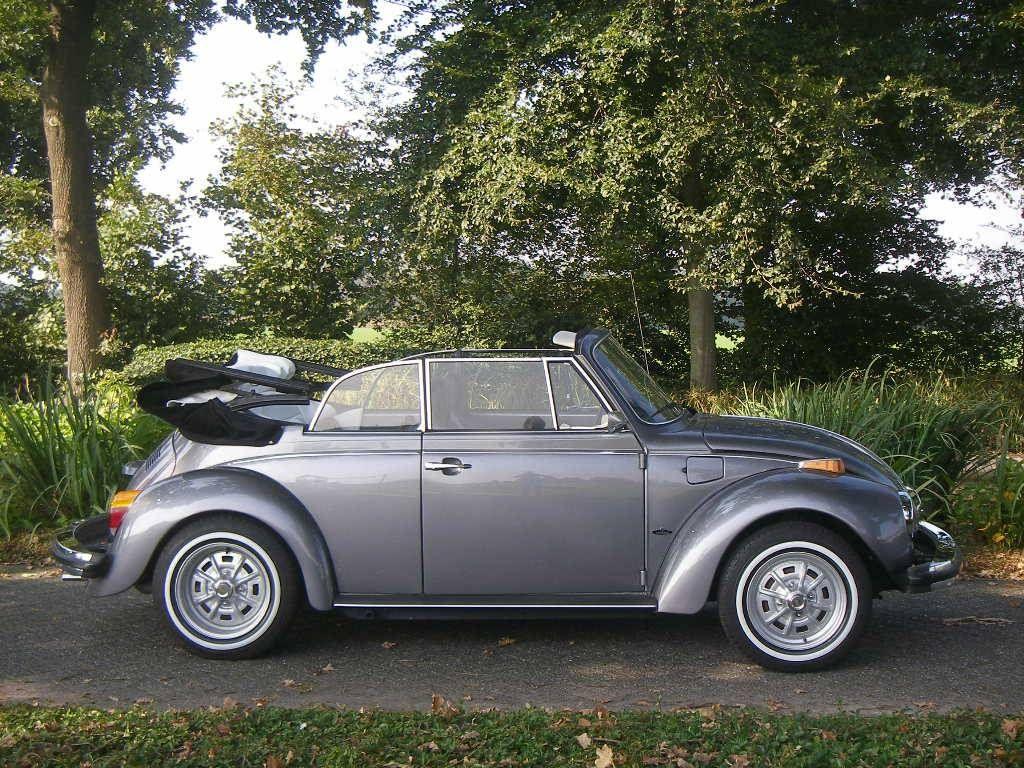 vw k fer 1303 ls cabriolet 1974 vw van beetle wine. Black Bedroom Furniture Sets. Home Design Ideas