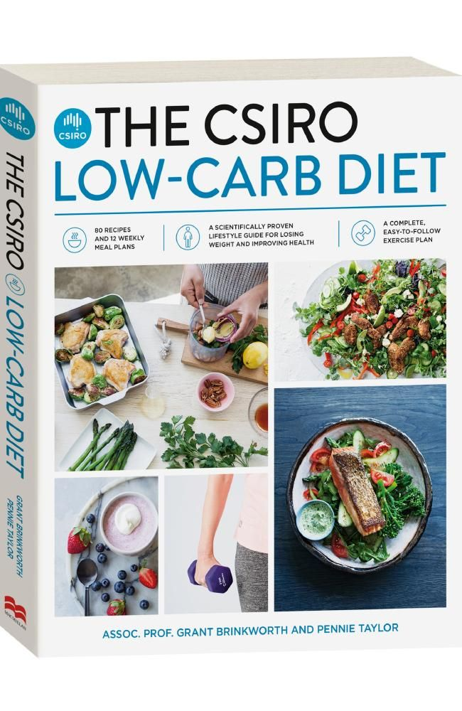 The science backs up low carb diets Csiro low carb diet
