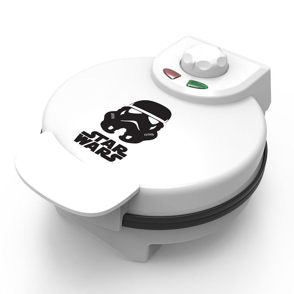 Star Wars Storm Trooper Waffle Maker By Pangea Brands