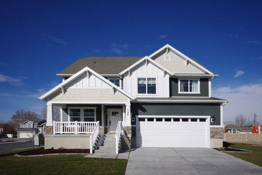 Lauren new utah two story floor plan edge homes for Cost to build a house in utah