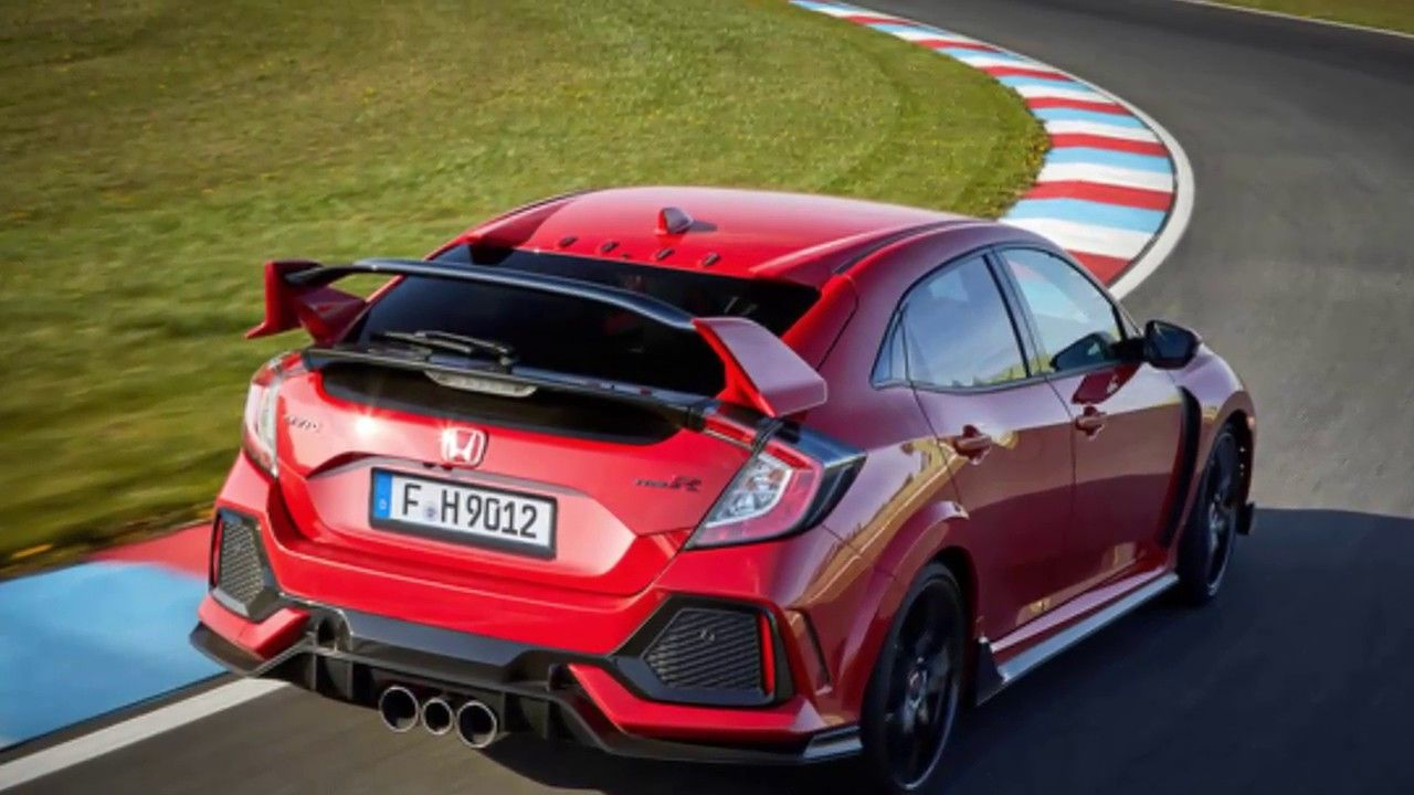 Review Civic Type R Indonesia Car Honda 2017 You News