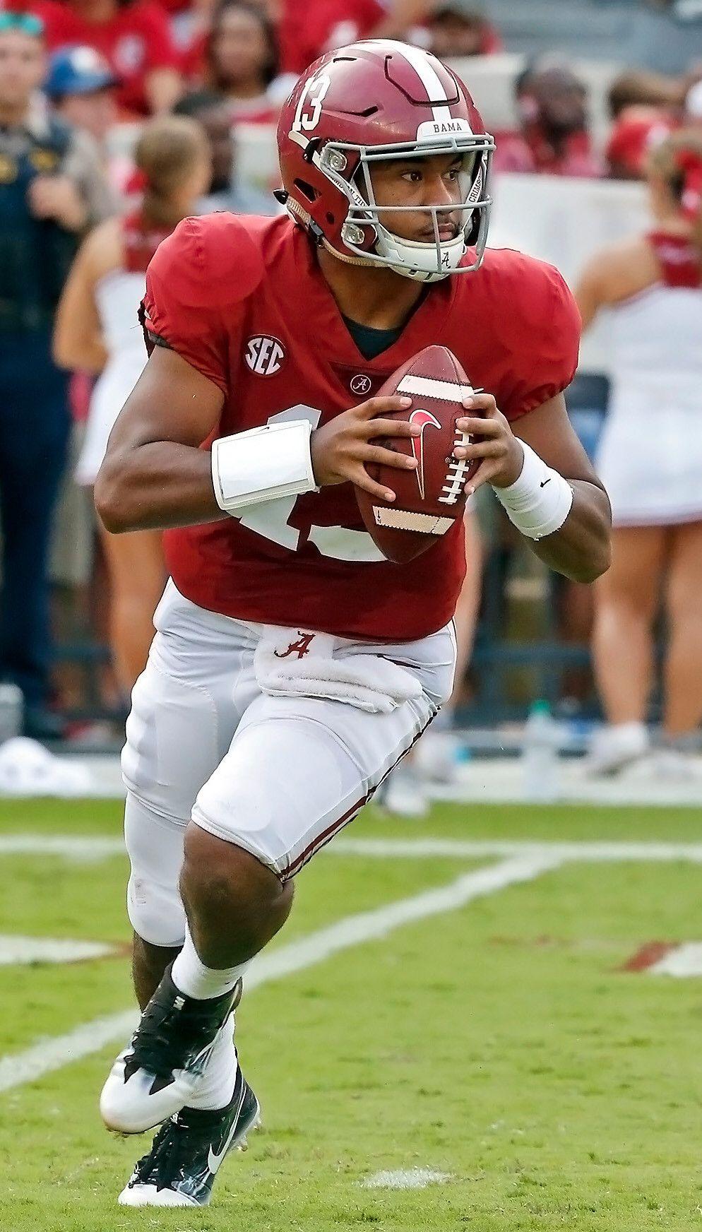 Tua Tagovailoa Alabama Crimson Tide Football Crimson Tide Football Alabama Football Team