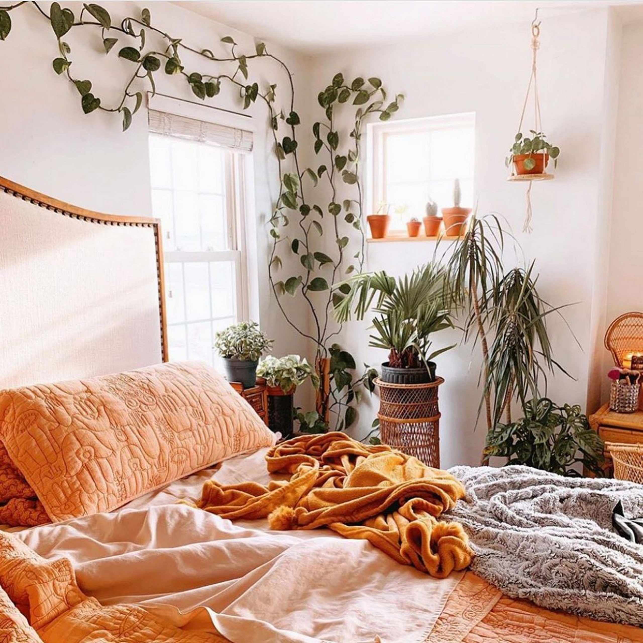 Bohemian Bedroom #bedroom ideas for small rooms bohemian ...
