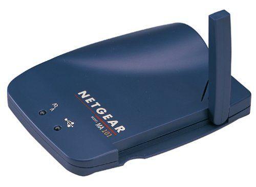 Amazon. Com: netgear ma101 802. 11b wireless usb adapter: electronics.
