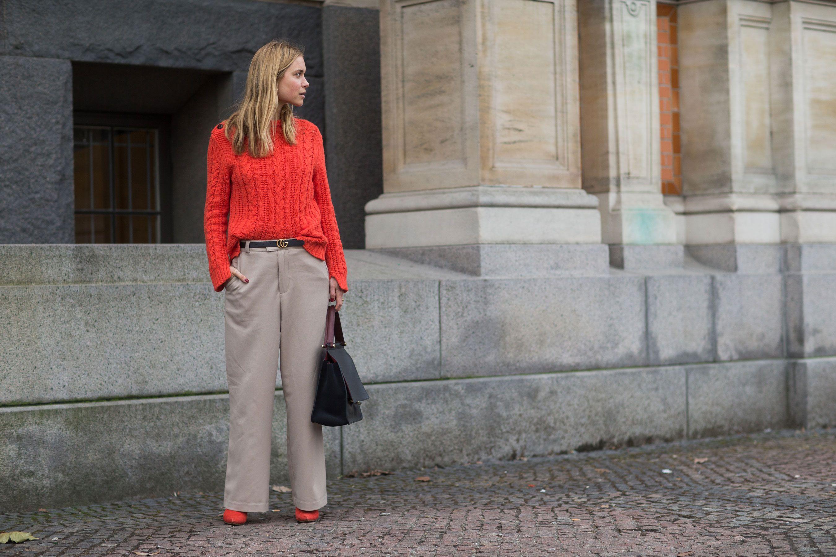 Copenhagen Fashion Week: Street Style Fall 2016 Day 2 – The Impression