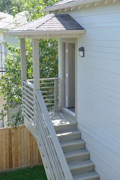 Best Exterior Stairs Leading Up To A Garage Apartment 400 x 300