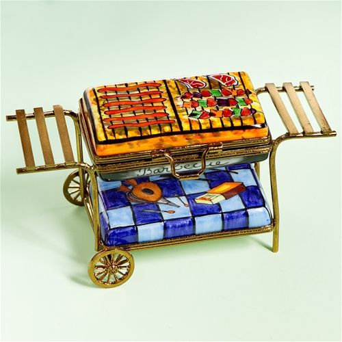 Limoges Barbecue Grill Box The Cottage Shop