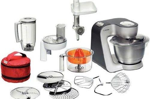 Bosch MUM56S40 Styline Testbericht - Küchenmaschine Test - kochen mit küchenmaschine