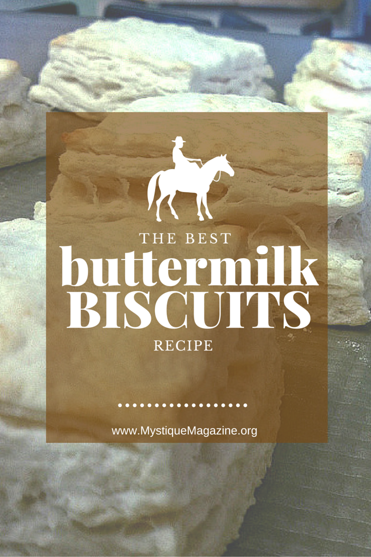 The Best Buttermilk Biscuits Recipe by Ceci Ramos