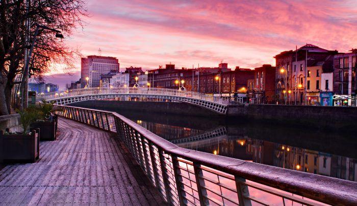 The River Liffey, Dublin by Barry O Carroll | ShutYourAperture