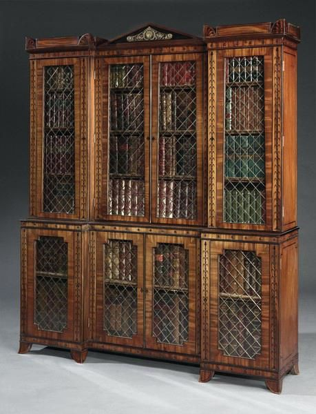 Antique Style Shelves Antique Style Wall Shelves Antique Style Bookshelves Regency Library Bookcase In The Grecian Taste Sitsuit 378 Library Bookcase Antique Furniture Modern Bookcase