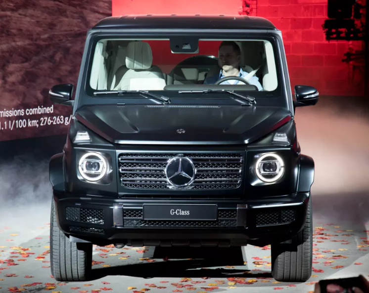 2019 Mercedes Benz G Class G550 Suv Release Date Concept Price