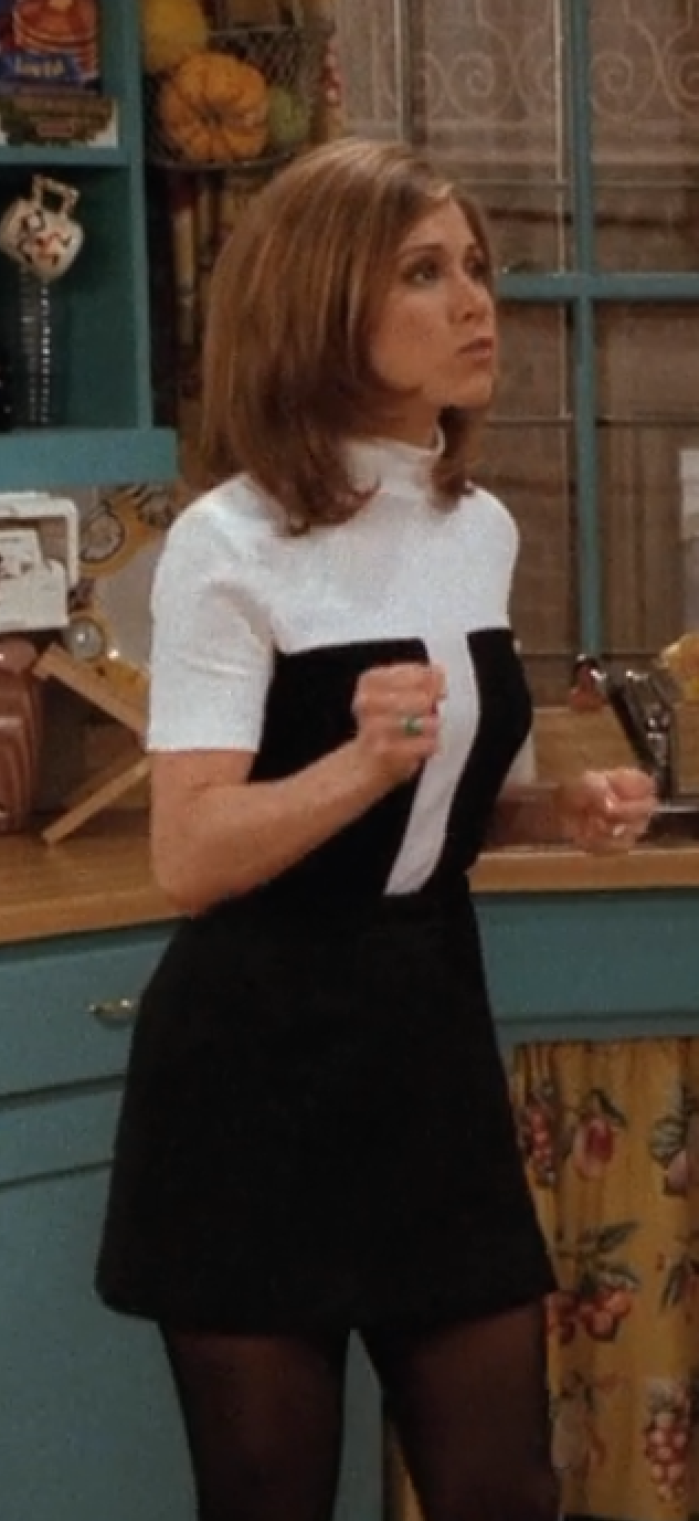 rachel green friends season 2 jennifer aniston