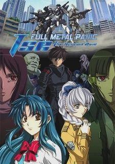 Full Metal Panic The Second Raid Fullmetal Anime Gratis