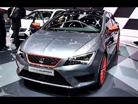 2017 Seat Leon FR Interior and Exterior Design | Seat | Pinterest