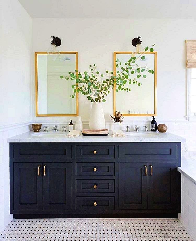 Real Homes Real Solutions 20 Reversible Ideas To Overhaul Your Rental Bathroom Now Bathroom Interior Design Bathroom Interior Bathrooms Remodel