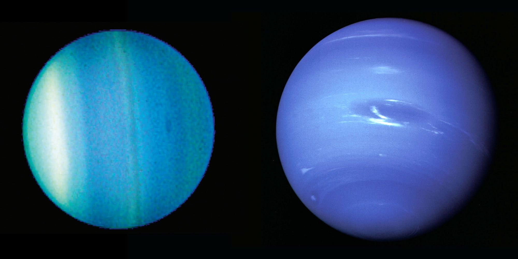 Where Did Neptune And Uranus Come From New Research Has