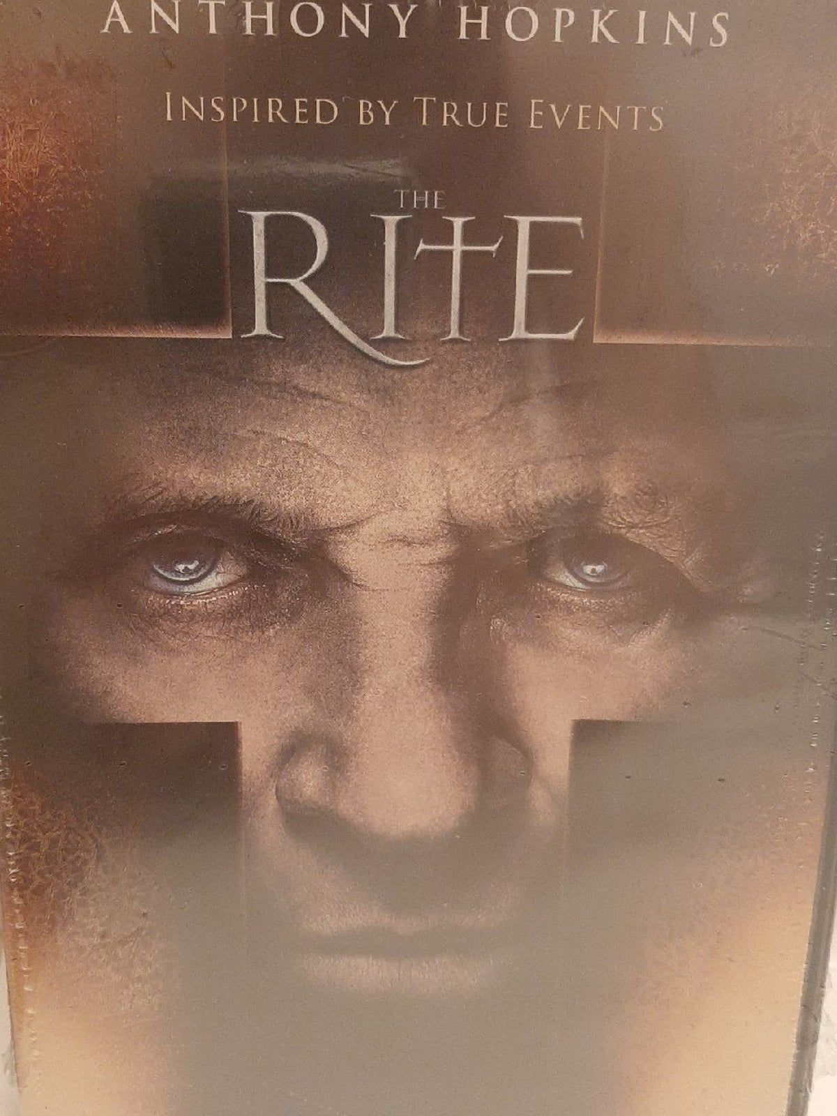 The Rite DVD in 2020 Anthony hopkins, The rite, Anthony