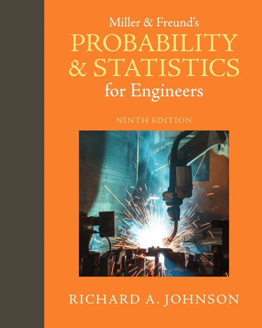Miller freunds probability and statistics for engineers 9th miller freunds probability and statistics for engineers 9th edition solutions manual johnson miller freund instant fandeluxe Gallery