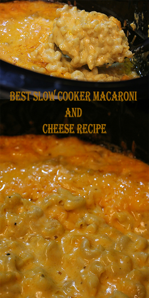 Best Slow Cooker Macaroni and Cheese Recipe - The Fun of Cooking for Yourself