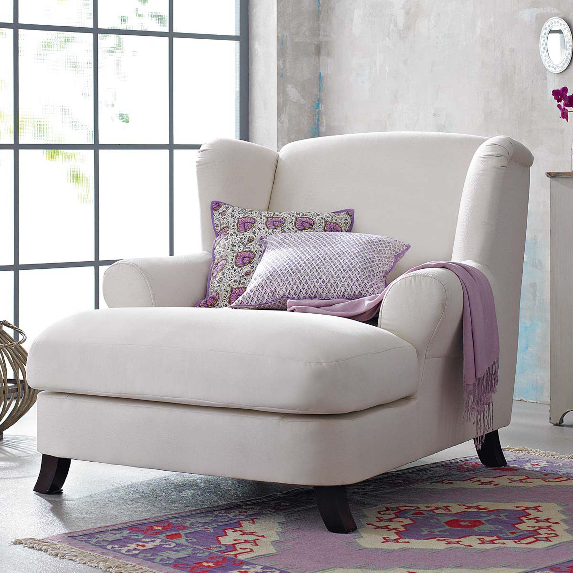 gro er gem tlicher ohrensessel living impressionen wohnen pinterest ohrensessel. Black Bedroom Furniture Sets. Home Design Ideas